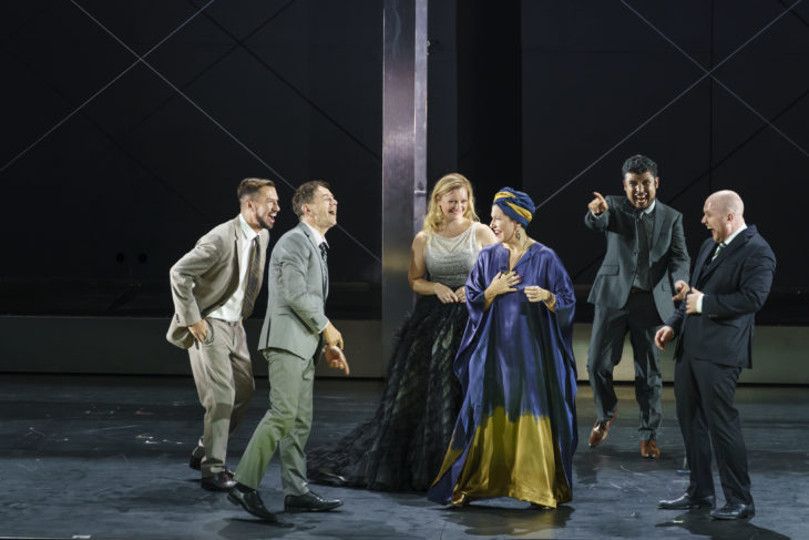 Agrippina – Royal Opera House Review