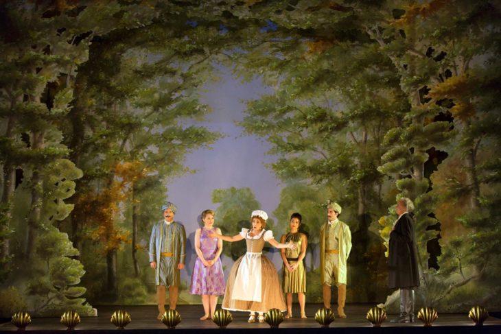 Cosi Fan Tutte – Royal Opera House Review